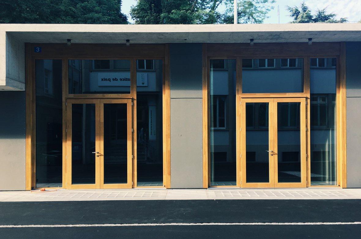 Architects : Bakker Et Blanc Architectes Associés, Lausanne