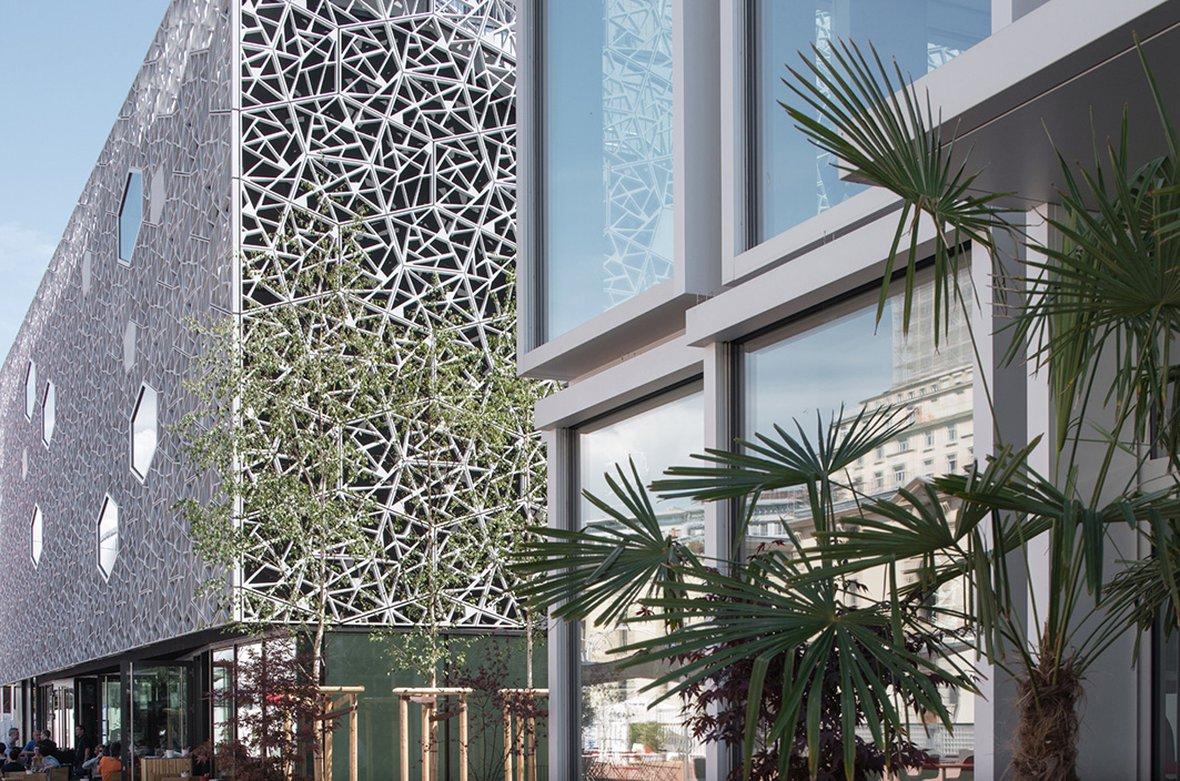 Architektur design ein stadtviertel zum erleben flon for Architektur und design